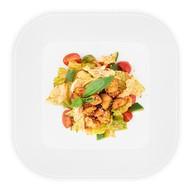 Салат с курицей Фото