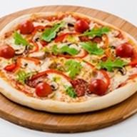 Пицца Начинка Фото