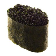 Гункан масаго чёрная Фото