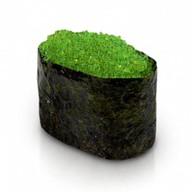Гункан масаго зеленая Фото