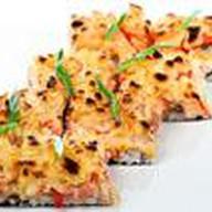 Пицца ролл с угрём Фото