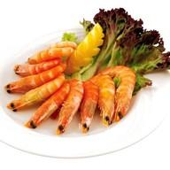 Королевские креветки с овощами Фото