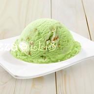 """Мороженое """"Фисташка-миндаль"""" Фото"""