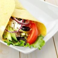 Фреш-ролл овощной с сливочным сыром Фото