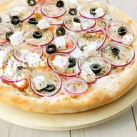 Пицца Грека Фото