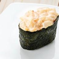 Суши острые с гребешком Фото