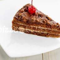 Десерт шоколадный Фото