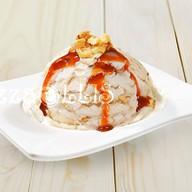 "Мороженое ""Грецкий орех в кленовом сироп Фото"