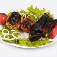 Овощной шашлык (ассорти) Фото