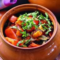 Суп чанахи с бараниной Фото