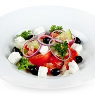 Салат по-гречески Фото