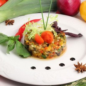 Мангал салат - Фото