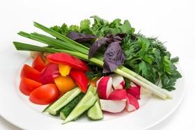 Садовые овощи - Фото