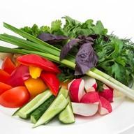 Садовые овощи Фото