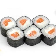 Мини ролл сливочный лосось Фото