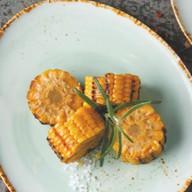 Кукуруза-гриль Фото