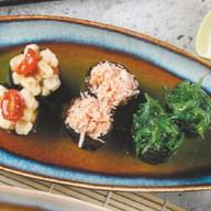 Суши не нигири (в водорослях нори) Фото