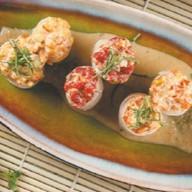 Суши не нигири (в дайконе) Фото