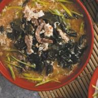 Острый суп Ким чи Фото