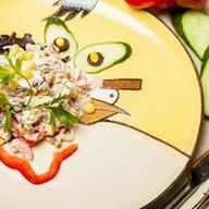 Карабас-Барабас салат Фото