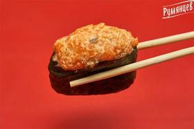 Запеченные суши с угрем - Фото