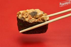 Острые суши с угрем - Фото