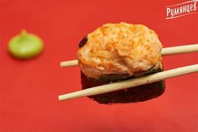 Запеченные суши с креветкой - Фото