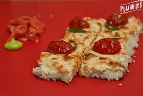 Суши-пицца - Фото