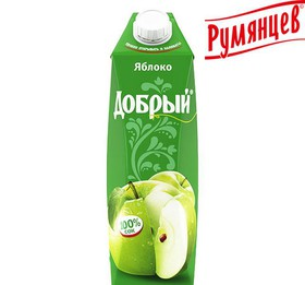Сок Добрый - Фото