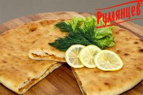 Осетинский пирог с рыбой - Фото