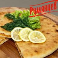 Осетинский пирог с рыбой Фото