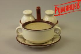 Суп-пюре с грибами - Фото