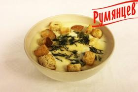 Сливочно-сырный суп - Фото