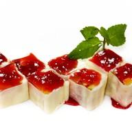 Десертный ролл Малибу Фото