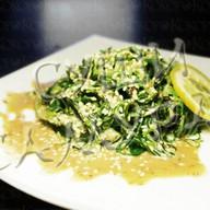 Салат из морских водорослей (чука) Фото