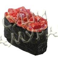 Суши Острый копченый лосось Фото