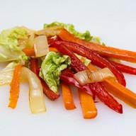 Топпинг в Wok Овощи Фото