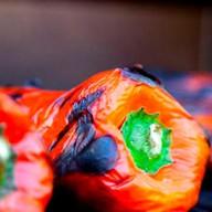 Болгарский перец-гриль Фото