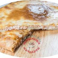 Осетинский пирог с лососем Фото