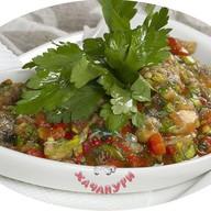 Салат из запеченных овощей Фото