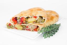 Штрудель с овощами-гриль - Фото
