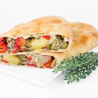 Штрудель с овощами-гриль Фото