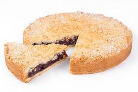 Венский пирог сливовый - Фото