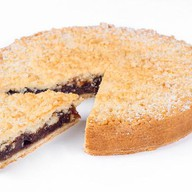 Венский пирог сливовый Фото