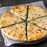Осетинский пирог со шпинатом Фото