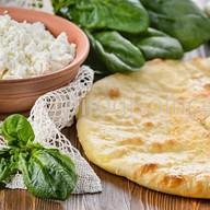 Пирог с сыром и шпинатом Фото