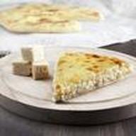 Пирог с сыром и черемшой Фото
