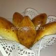 Пирожок с начинкой Фото