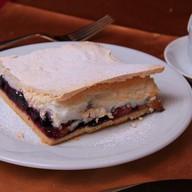 Ягодный пирог Фото