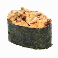 Спайси суши мидии Фото
